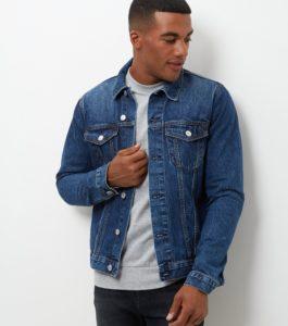 veste-en-jean-bleu