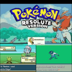 Pokemon Resolute Download