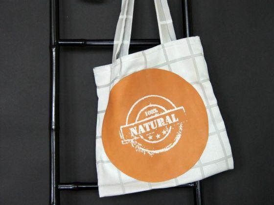 shopping bag leather DIY