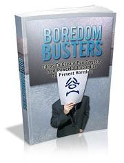 BoredomBusters ebook