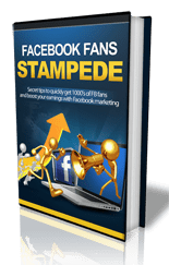 FacebookFansStampede ebook