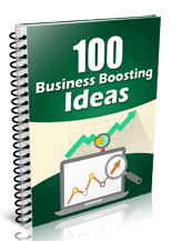 100 Biz Boosting Ideas