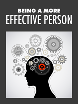 Be More Effective Person