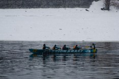 Défi canot à glace Montréal
