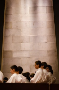 The Choir at Saint Joseph Oratory