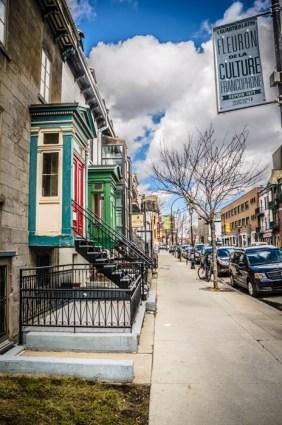 Rue Ontario East