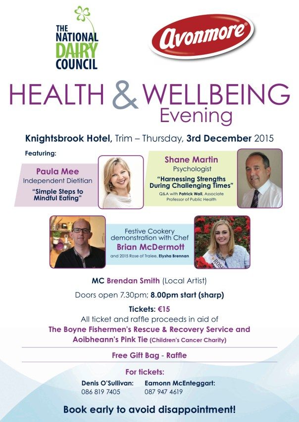 Health and Wellbeing Dec 2015