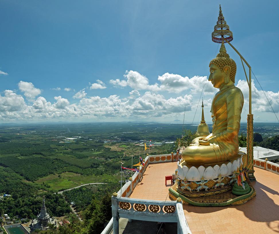 Krabi is een doorreis oord voor de Zuid-Thaise eilanden