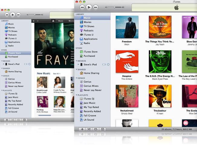 Apple iTunes 繁體中文版 10.6.0.40