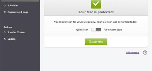 Mac防毒軟體 Avira Free Mac Security 1.0.0.61-5