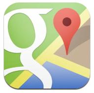 iphone google map app 正式上線 iOS 的地圖救世主