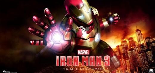 鋼鐵人3 (IRON MAN 3) 官方手機版遊戲