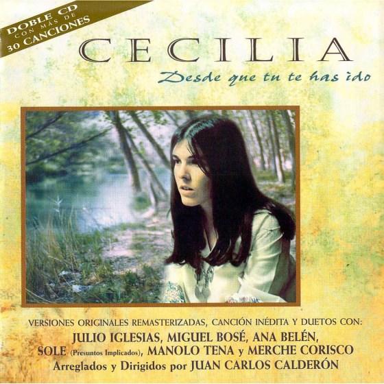 22 Cecilia – Desde Que Tu Te Has Ido
