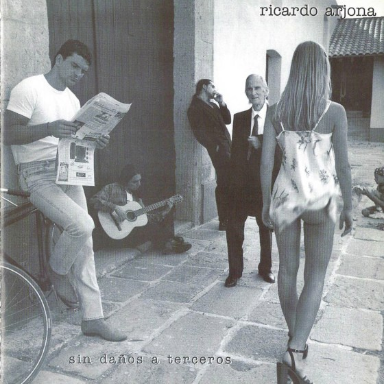 29 Ricardo Arjona – Sin Daños A Terceros