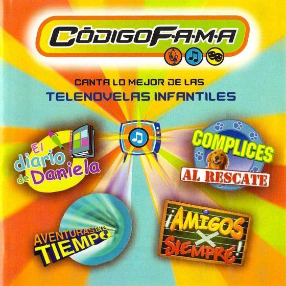 54 Codigo FAMA – Telenovelas Infantiles
