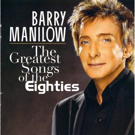 72 Barry Manilow 80's