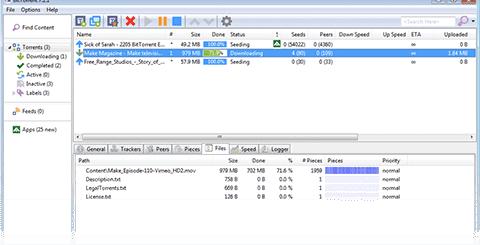 bt下載軟體 BitTorrent繁體中文版