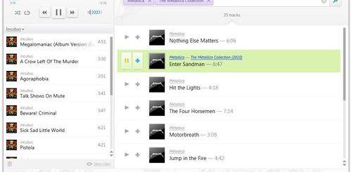 免費聽歌的音樂搜尋引擎 Freemake Music Box