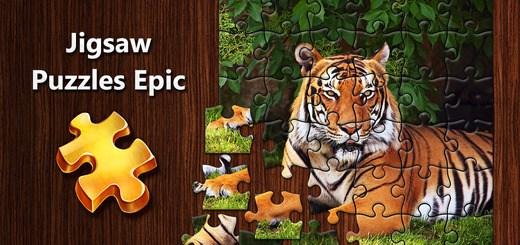 手機拼圖軟體 - Jigsaw Puzzles Epic