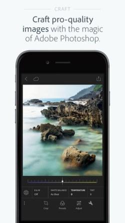 手機照片編輯軟體app - lightroom下載 免費