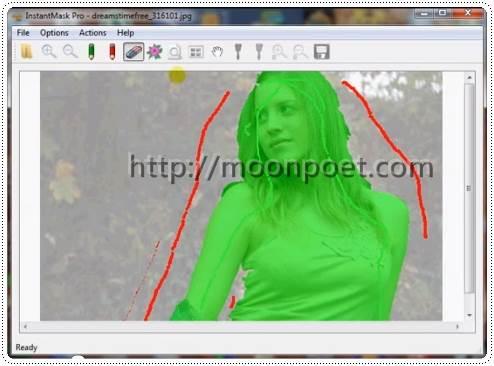 照片去背軟體下載教學 InstantMask  免安裝免費版