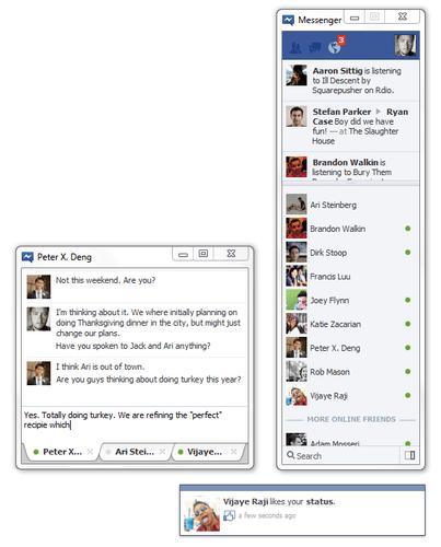 Facebook即時通下載 免登錄Facebook網頁也能和朋友聊天
