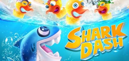 [限時免費下載]Shark Dash 鯊魚吃鴨子益智遊戲