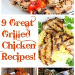 9 Great Grilled Chicken Recipes