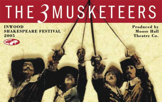 The 3 Musketeers - 2005