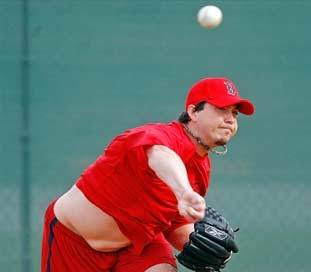 Fat Josh Beckett