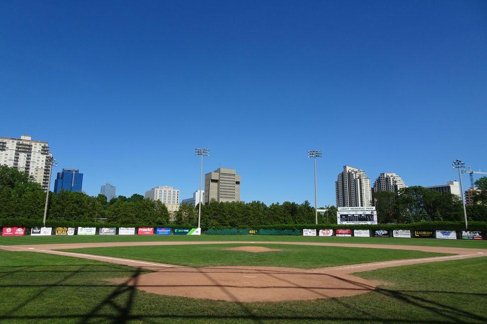 Labatt Park Field