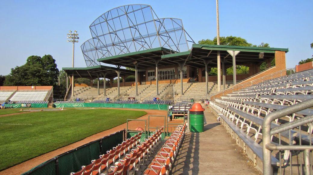 Labatt Park Grandstand
