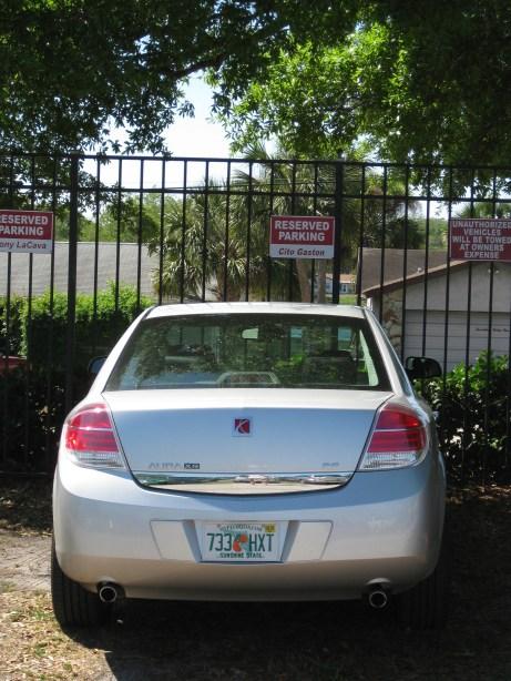 Cito's Parking Spot