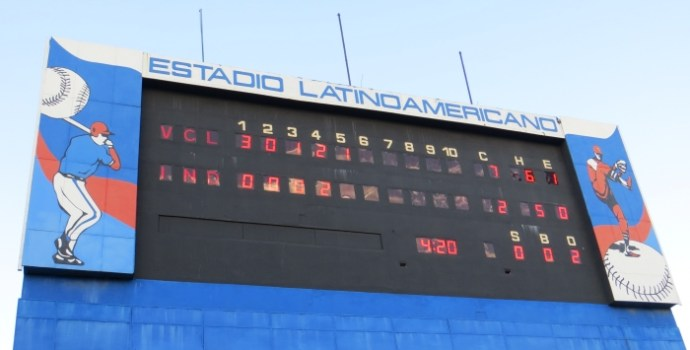 Estadio Latinoamericano