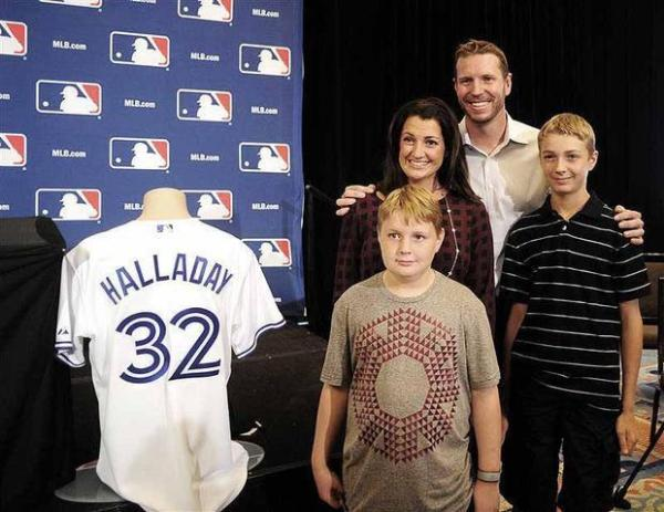 Roy Halladay Retirement