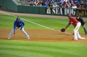 Mopping Up Last Night's Blue Jays/Phillies Game