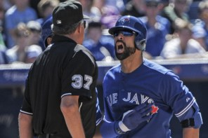 Jose Bautista's Disciplined Approach Paying Dividends
