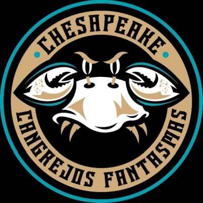 Chesapeake Cangrejos Fantasmas