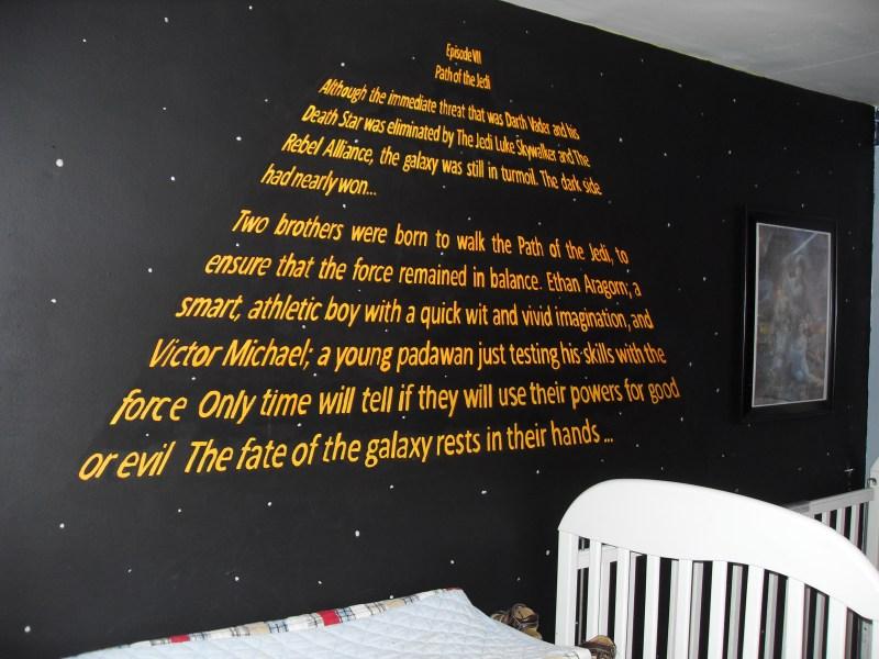 Large Of Star Wars Bedroom