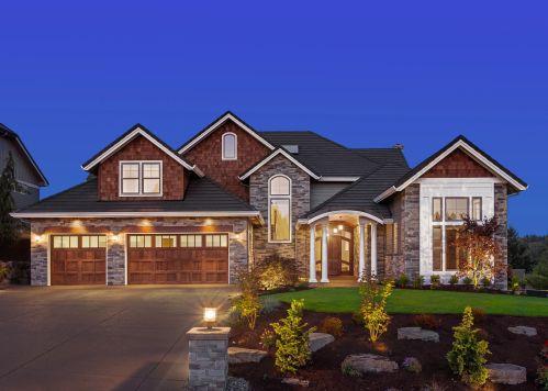 Medium Of New Rustic Homes