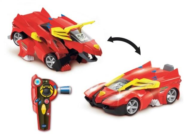 Switch & Go Dinos Turbo Bronco the RC Triceratops