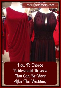 bridesmaid dresses..