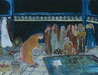 הטבילה במקווה