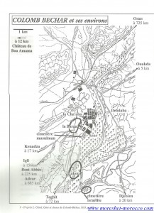 colomb-bechar et environs