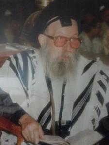 """רבי יצחק בנאיים ז""""ל"""