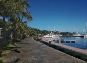 Papeete Marina Walkway