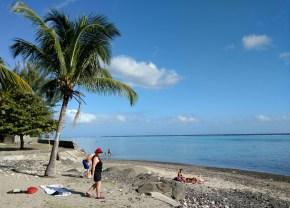 Mahana Park Beach