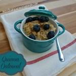 quinoa+oatmeal