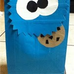 cookie+monster+duck+tape+lunch+bag
