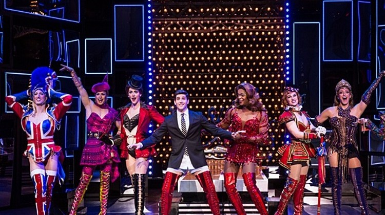PRESALE: Broadway Across Canada presents KINKY BOOTS
